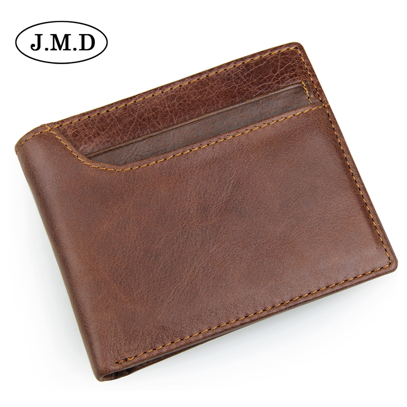 Fashion  Genuine Leather Men Wallets Brand Quality Coin Pocket Purse ID Credit Card Holder Wallet short bag for men's 8104 new 2017 pink hollow leaf short wallet women wallets small purse for girls credit id card holder money coin bag christmas gifts