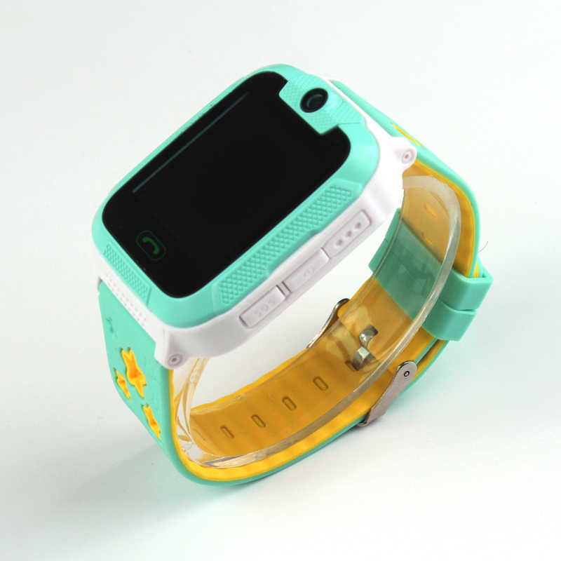 Smart Watch Kids WCDMA Smartwatch GPS WIFI Tracker Remote Monitor SOS Call WeChat Smart Clock with Camera IOS Android Wristwatch