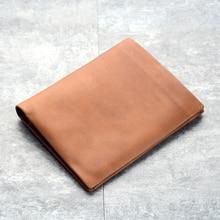 NewBring Echtes Leder Geldbörse Herren Mode Münze Vintage Brieftasche Marke Kreditkarte Geldbörse männlichen