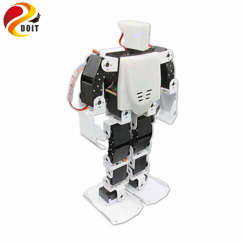 Official DOIT 17DOF Humaniod Robot TR-X 5.0 Simple Combo for Robot Platform Competition