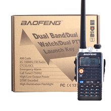 Baofeng / Pofung UV-T8 Walkie Talkie VHF:136-174MHz+UHF:400-520MHz 10KM 128 Channel UV T8 High Quality Portable CB Radio