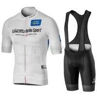 Тур де италия 2019 мужская одежда наборы велосипедной одежды летние шорты с коротким рукавом быстросохнущие гонки Майо ciclismo набор Италия