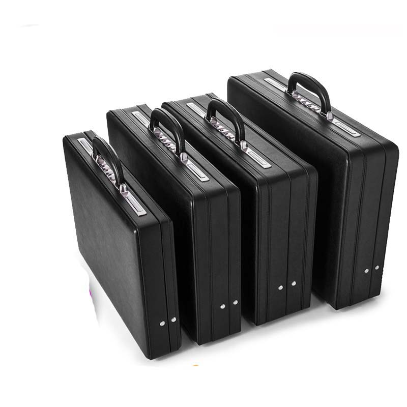 LeTrend Genuine Leather Rolling Luggage Spinner Men Business Suitcase Wheels Carry On Trolley Pilot Travel Bags Laptop Case