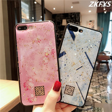 Luxury Glitter Phone Case For iPhone 7 6 6s 8 Plus X XR XS Max  Girly Soft Silicon TPU Back Cover