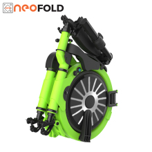 Foldable Electric Bike Portable Mobility folding electric Scooter lithium battery Powerful bicycle