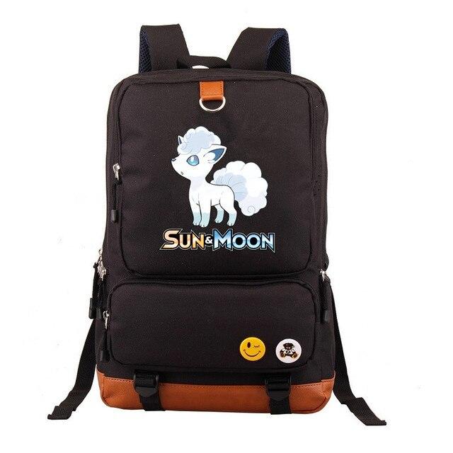 Рюкзак покемоны в ассортименте коричневый 4