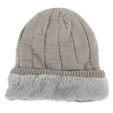 Men's Winter Warm Beanie Soft Hat Wireless Bluetooth Smart Cap Hats ear-phone Headset Speaker with Mic