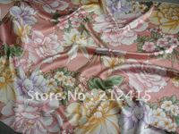 Miễn phí vận chuyển/100% vải lụa/bán buôn và bán lẻ/giải trí/giá rẻ/# LS0722 vải lụa cho ăn mặc quần áo bộ đồ giường