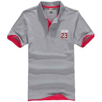 New Men's Polo Shirt Men's Designer Polo Men's Cotton Short Sleeve Shirts Clothes Jerseys golftennis Plus Size XS- XXXL 2018
