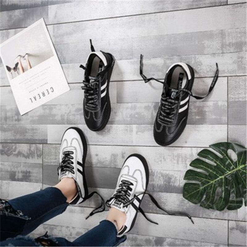 Rue Petite Sac Kelly Vulcanisées 2 Nouvelle Tir Femmes Sauvage Coréenne 1 Femelle Chaussures Blanches 2019 OiuPTXZk