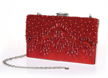 Woman Evening Bag Women Diamond Rhinestone Crystal Day font b Clutch b font Wedding Purse font