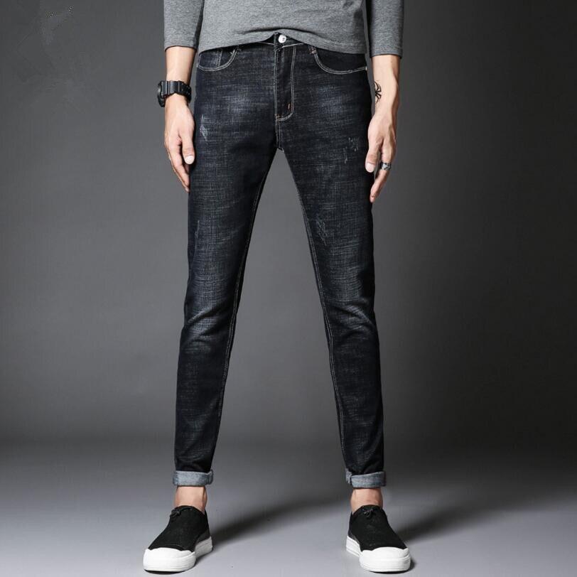 font b Men b font font b Jeans b font Motorcycle Pants Spring Autumn Vintage