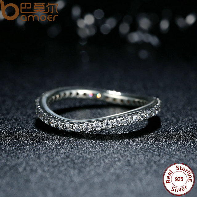 Sterling Silver Irregular Crystals Ring
