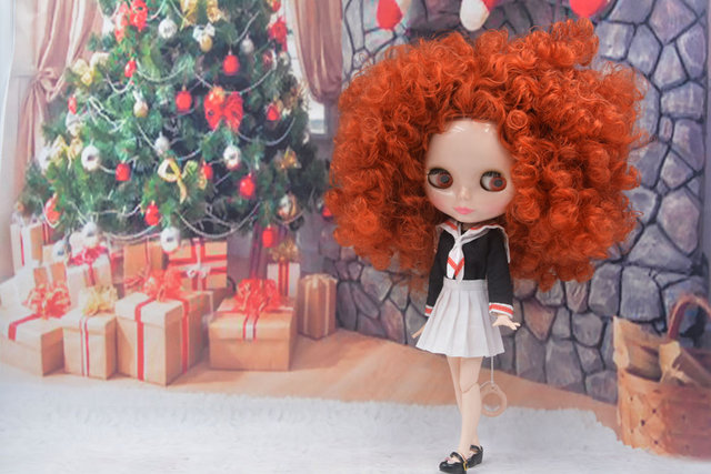 Factory Neo Blythe Doll Matte Skin Jointed Body 7 Options 30cm