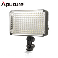 Aputure Amaran AL-160 LED Video Light Camera Light Bulb Photo Lighting 5500K For Canon Nikon Pentax Olympus as Aputure AL-H160