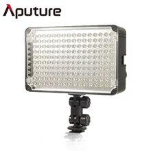 Aputure amarán al-160 led de luz para cámara foto de la bombilla de iluminación 5500 k para canon nikon pentax olympus como aputure al-h160