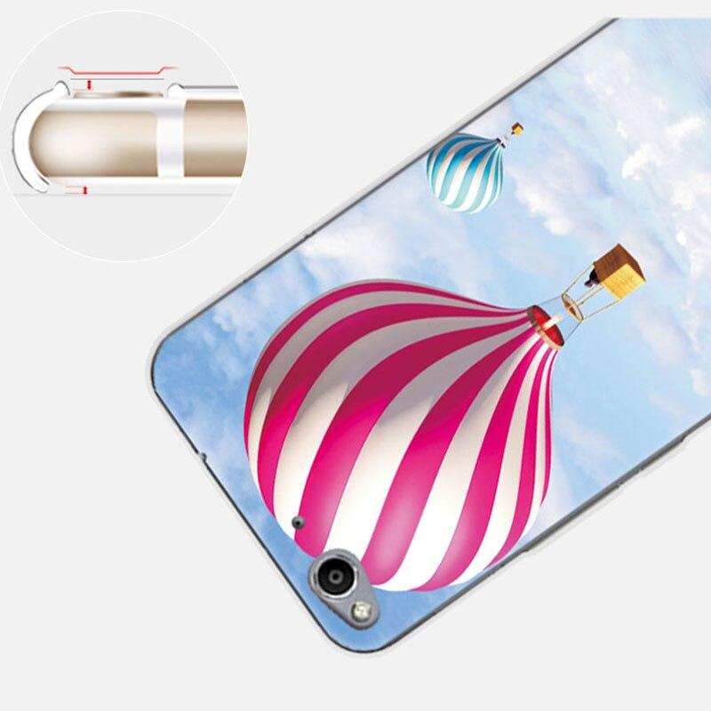 Красочные Довольно телефона чехол для Vodafone Смарт ультра 6 VF-99N экзотических растений чехол Ultra6 VF995N VF 995N Vodafone995N 5.5