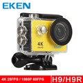 """Оригинал ЭКЕН H9/H9R Действий камеры Ultra HD 4 К/25fps Wi-Fi 2.0 """"шлем Камеры подводные перейти водонепроницаемый pro Спорт камеры"""