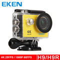 "Original EKEN H9 / H9R Action camera Ultra HD 4K / 25fps WiFi 2.0"" Helmet Cam underwater go waterproof pro Sport camera"