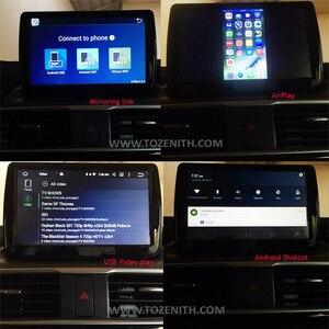 Image 4 - SilverStrong 9 cal Android10.0 Radio samochodowe z gps em dla nowego Mazda3 mazda 3 Axela Radio samochodowe nawigacja wsparcie TPMS