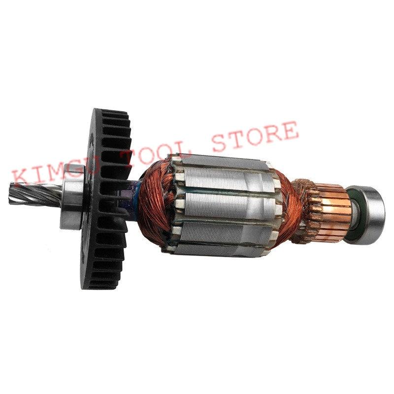 220-240 v Rotor D'ancrage Armature pour MAKITA HR6010 HR5010Z HR5010 HR5010Z