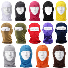 Outdoor Sports Neck Warmer Bicycle Cycling Full Face Mask Skateboard Motorcycle Ski Riding Head Scarf Scarves Bandana Protect