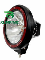 12V35W 9 POUCE HID Conduite Lumière HID Offroad Spot/Faisceau D'inondation Lumière pour SUV Jeep Camion ATV XENON HID Feux de brouillard