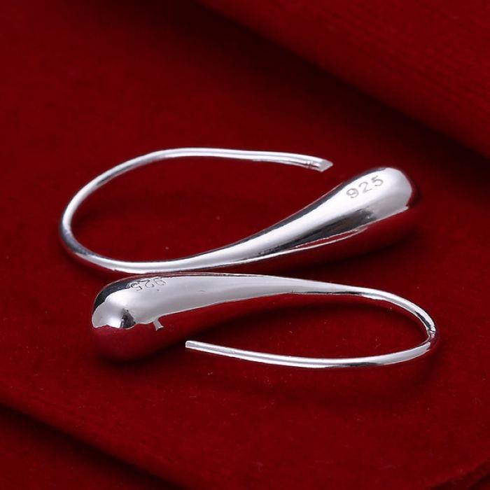 Silberne Farbe kreative nette nette Charmefrauen arbeiten - Modeschmuck - Foto 4
