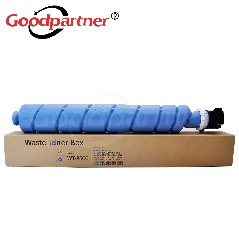 US $24 3 10% OFF|WT 8500 1902ND0UN0 Waste Toner Container for Kyocera  TASKalfa 2552ci 3252ci 3552ci 4002i 4052ci 5002i 5052ci 6002i 6052ci  P8060-in