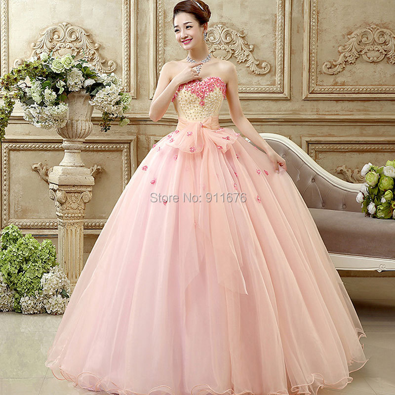 2017 Quinceanera Dress 15 Year Girls Ball Gown Sweetheart