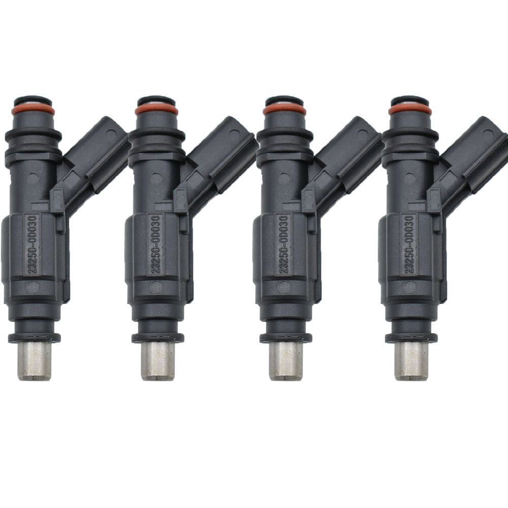 4pc set Fuel injector Nozzle 23250 0D030 23209 0D030 For Toyota Avensis Corolla 1 4 VVTI