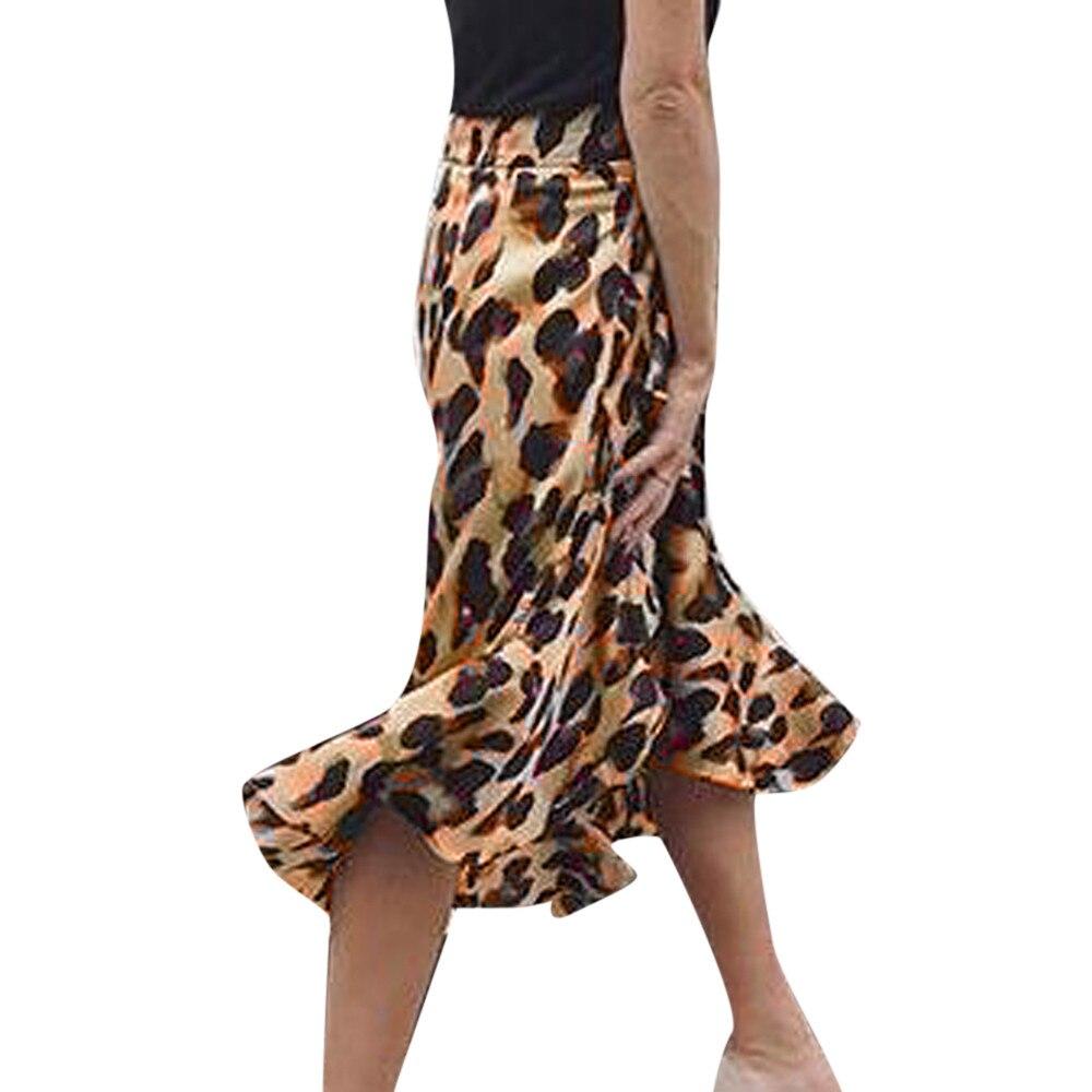 d7c7614a89e1 Srogem сексуальные женские зимние оборки леопардовая ...