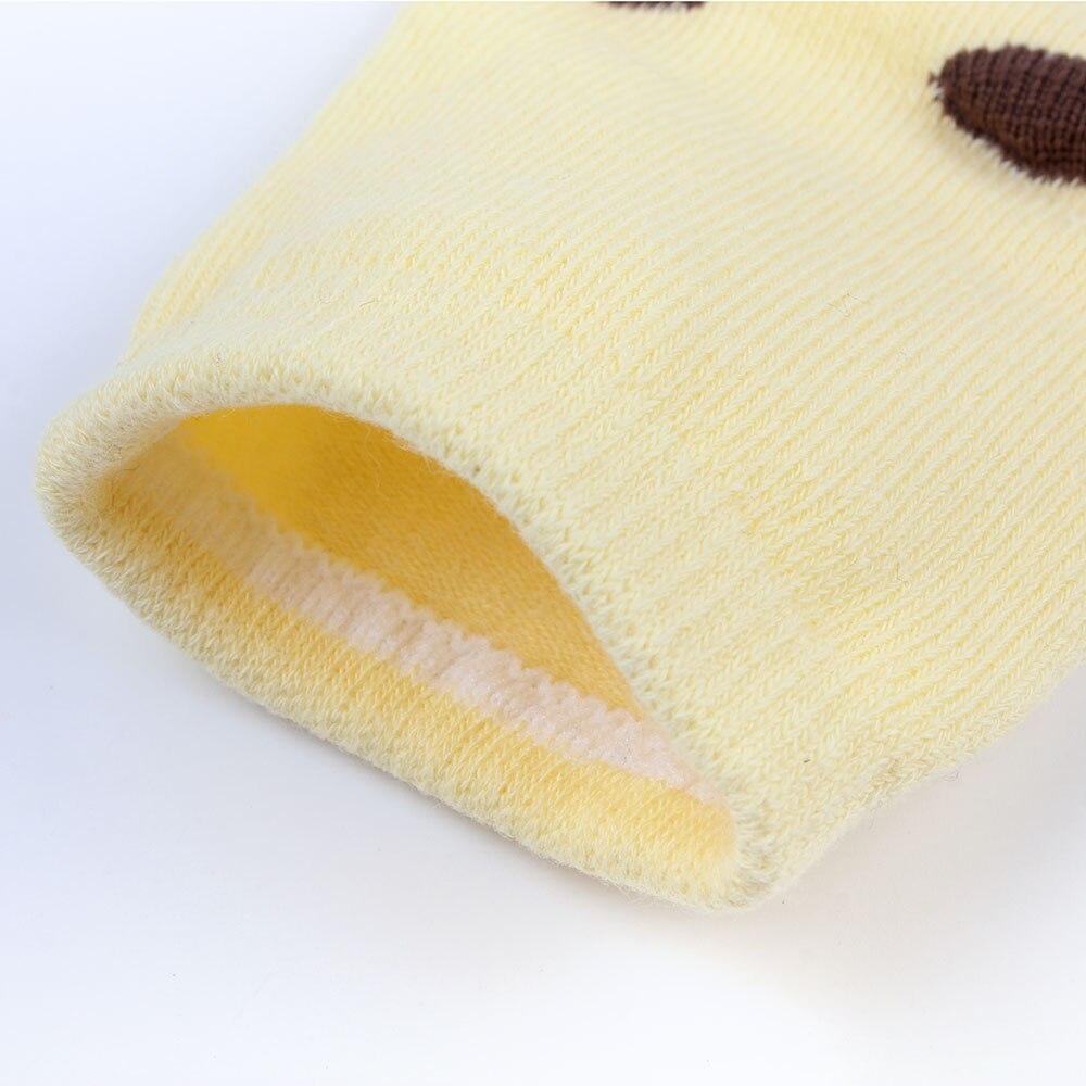 Baby Anti-slip Cotton Socks Autumn Winter Cute Cartoon Animal Soft Warm Floor Socks Boy Girl Casual Socks Children Meias