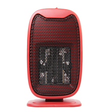 Mini Electric Heaters Red Handy Air Heater Warm Air Blower office Home Desktop Warm Fan Heater For Warm Winter Heating device