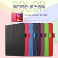 Бесплатная доставка для Asus ZenPad S 8.0 Z580 8 дюймов планшет чехол личи PU кожаный чехол для Asus Z580C планшет тонкий защитной оболочки