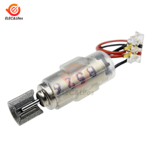 5Pcs Micro DC Vibration Motor 4x11mm Brushless DC Motor High Speed Vibrating Motor DC 1.5V-3V for Arduino Professional RC motor