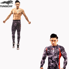 top New quality Men's thermal clothing thermal drying sweat underwear thermo men heat quick compress