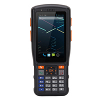 PDA N2 Android 5.1, Bluethooth Wireless 1D 2D Barcode Scanner large screen bluetooth android barcode scanner pda data terminal