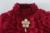 Chicas de $ Number Capas de Encaje de Invierno Cálido Suéter de los niños suéteres de navidad kids niños cardigans niñas abrigo de lolita