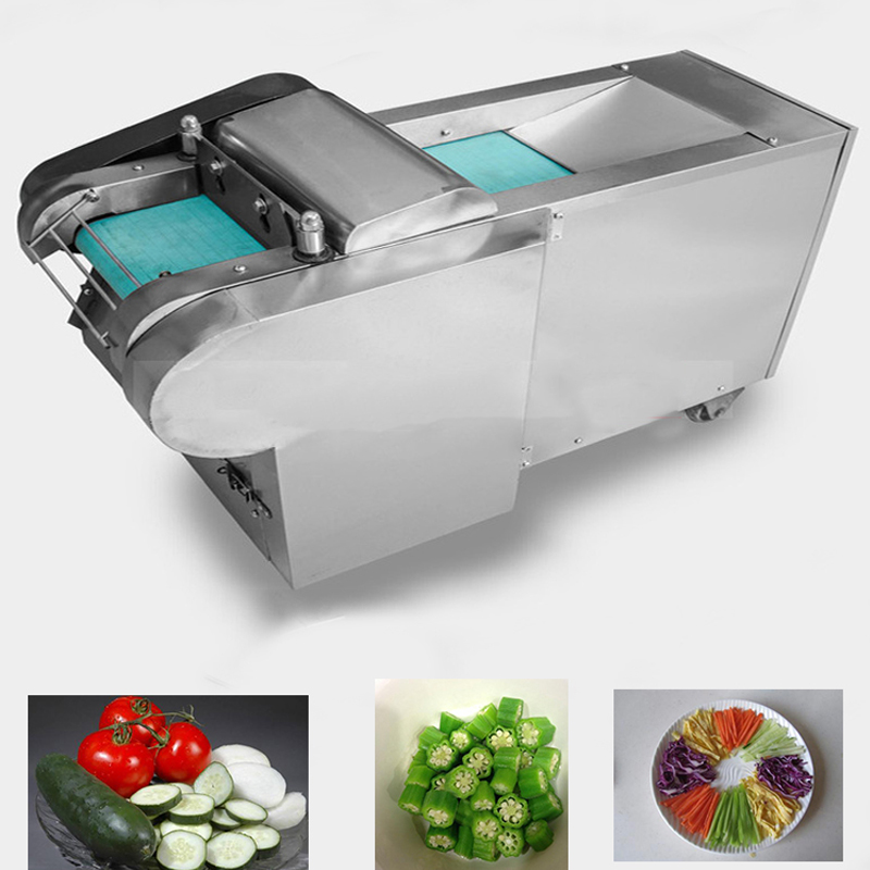 HTB1n4hDdjfguuRjSspkq6xchpXay - 600kg/h business use Best seller fruit and vegetable cutting machine multi-function potato cutter slicer