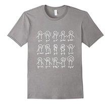 Funny Algebra / Math Equation figures T-shirt