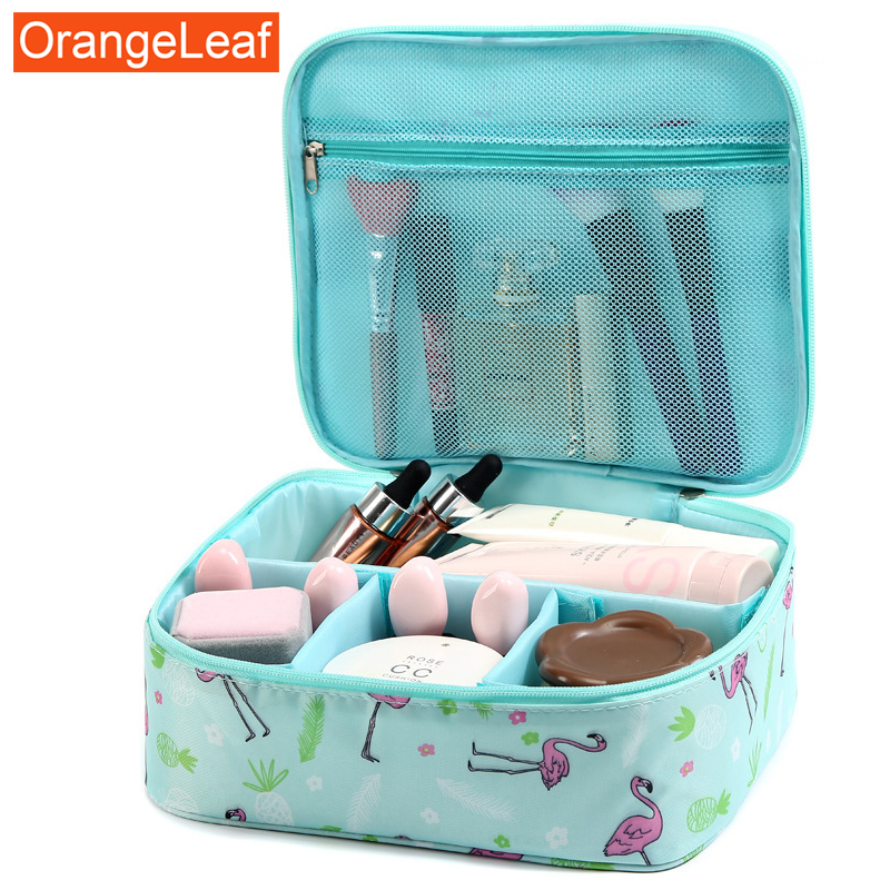 New Multifunction Travel High Quality Make Up Bag Women Waterproof Cosmetic MakeUp Bag Travel Organizer For Toiletries Toiletry