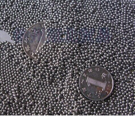 1kg(=15600pcs) high precision Dia 2.5mm chrome Steel balls bearing ball 2.5 mm