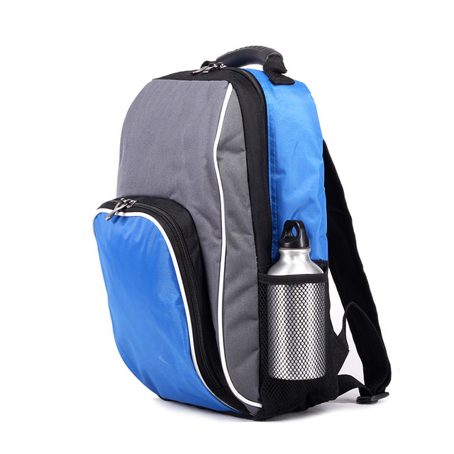 2016 New Style Thermal Bag Freezer Cooler Bag Thickening Double Shoulder Shopping Lunch Backpack Refrigerator Bag