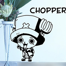 Free Shipping Meng choba One Piece dormitory bedroom dorm room lovely children cartoon wall stickers decorative