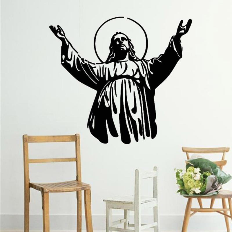 Wall Decor Jesus : Get cheap jesus wall sticker aliexpress