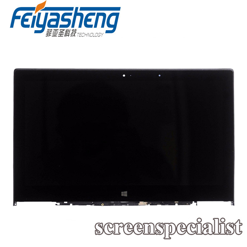 Enthusiastic Lcd Assembly For Lenovo Yoga 2 Pro 13 Ltn133yl01 Lcd Display Touch Screen Digitizer Replacement Repair Fancy Colours Laptop Accessories
