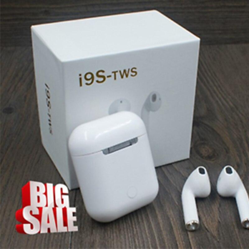 Originale ifans 1:1 air pod i9s TWS senza fili di Bluetooth Audio Surround auricolari Per il iphone apple Android ear baccelli PK i10 i11 i12 tws
