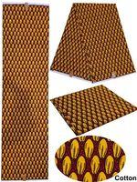 100 % cotton phoenix hitarget Java wax fabrics 6 yards ankara african java wax print fabric for woman dress!DF 1623
