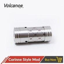 Volcanee SXK Corinne Phong Cách Đổi Mini Phù Hợp Với 18350 Pin Cho MTL RTA RDA RDTA Vape Xe Tăng Thuốc Lá Điện Tử Cơ Mod